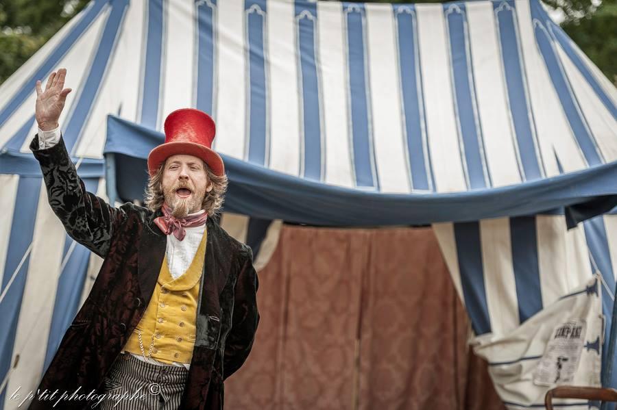 Le cirque Zampani